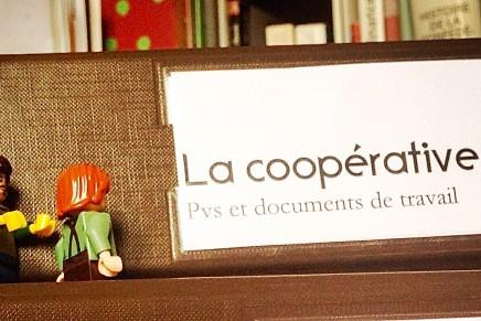 8 octobre 2012 – Constitution de la coopérative